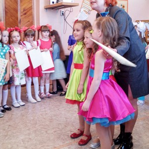 VI районный песенно-поэтический фестиваль «В кругу семьи». Фото 2