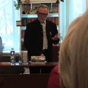 Презентация книги Вячеслава Фёдоровича Тюнькина «18+». Фото 2