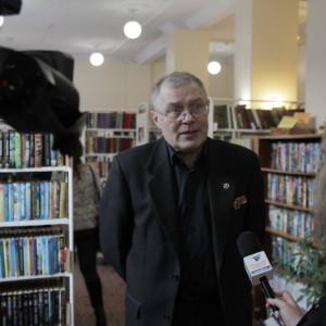 Литературный десант в Коркино. Фото2