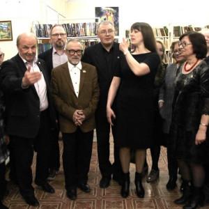 Литературный десант в Коркино. Фото 3