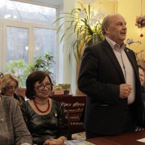 Литературный десант в Коркино. Фото 7