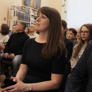 Литературный десант в Коркино. Фото 8