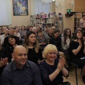 Литературный десант в Коркино. Фото 10