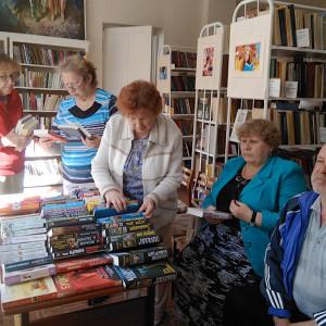 В клубе «Книгочей» по-семейному тепло. Фото 3