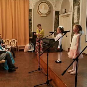 Дошкольники приняли участие в VII районном песенно-поэтическом фестивале «В семейном кругу». Фото 2