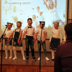 Дошкольники приняли участие в VII районном песенно-поэтическом фестивале «В семейном кругу». Фото 3