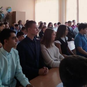 Моноспектакль к юбилею М.Ю. Лермонтова