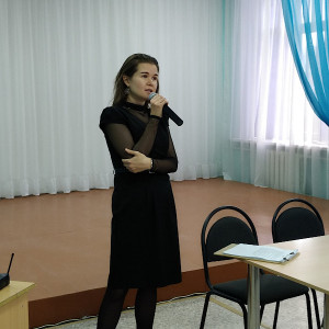 Арина МИР – магия поэзии и театра. Фото 3