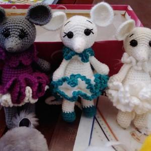 Необыкновенные мышки. Фото 2