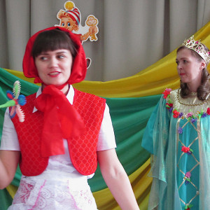 Первоклассники в стране Читалии. Фото 3