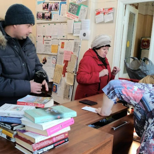 Фотосет в «централке» для опытных книгочеев. Фото 3