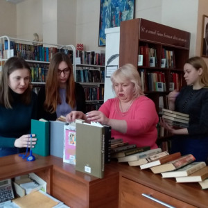 Итоги Акции «Дарите книги с любовью!» Фото 1
