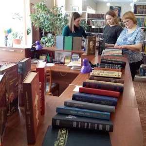 Итоги Акции «Дарите книги с любовью!» Фото 2