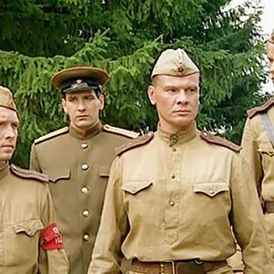 Кадр из художественного фильма «В августе 44-го…»