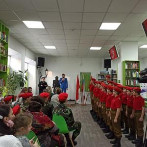 Мы юные армейцы-защитники страны! Фото 4