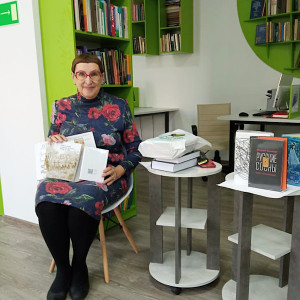 Встреча с Мариной Волковой. Фото 1