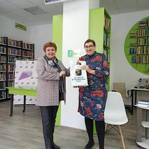 Встреча с Мариной Волковой. Фото 2