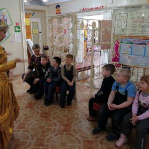 Библиотечными маршрутами «детской». Фото 1