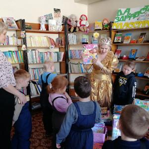 Неделя детской книги в детской библиотеке. Фото 2