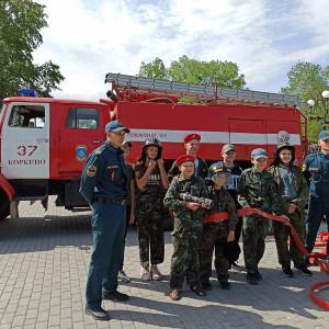 Площадка: Пожарно-спасательная часть № 37, отряд Федеральной противопожарной службы № 6 по Челябинской области в Коркино