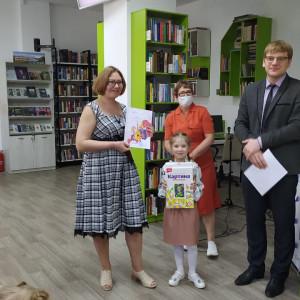 Дошкольники приняли участие в IX районном песенно-поэтическом фестивале «В семейном кругу»