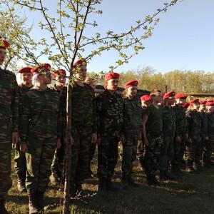 Юнармейцы Взвод школы 10, Коркино