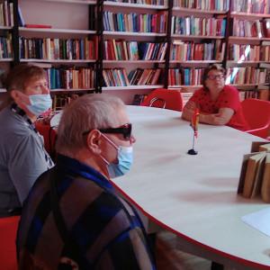 Встреча, посвященная писателю-фронтовику Федору Александровичу Абрамову