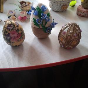 Сувениры к Пасхе