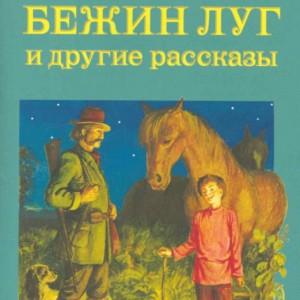 """И.С. Тургенев """"Бежин луг"""""""