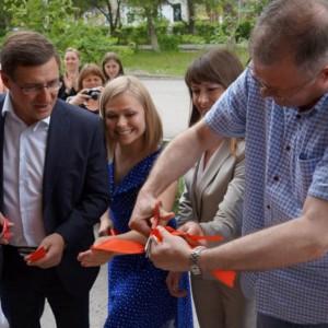 Торжественное открытие библиотеки имени Кердана. Фото 3
